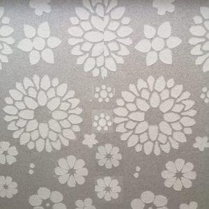Cielo Raso Floral Blanco
